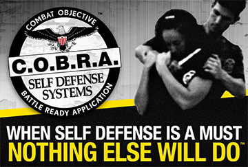 C.O.B.R.A Self Defense Systems